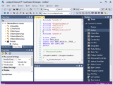 Visual Studio GUI