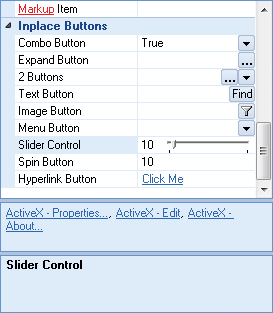 Inplace Buttons