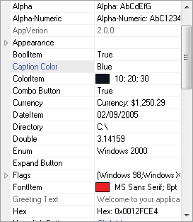 Sort Alphabetically